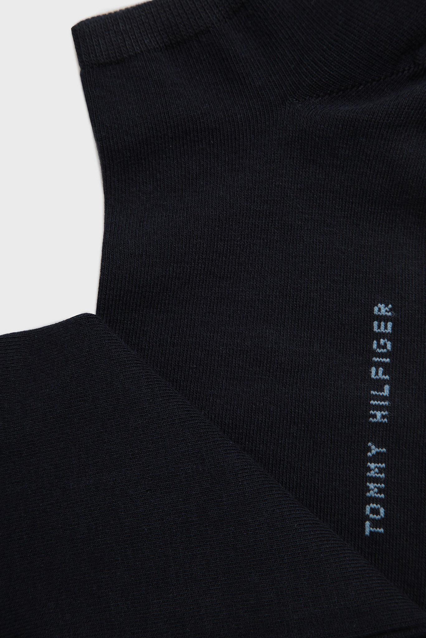 Женские темно- синие носки (2 пары) Tommy Hilfiger