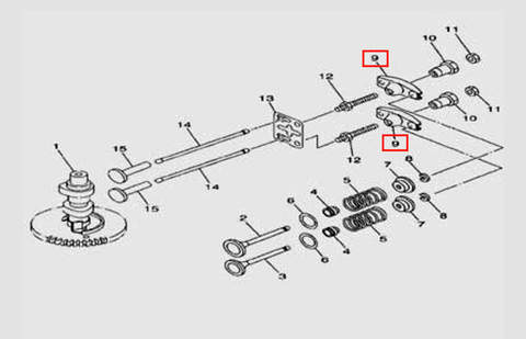 Коромысло для лодочного мотора F5 Sea-PRO(5-9)