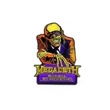 Значок Megadeth - Peace Sells… But Who's Buying?