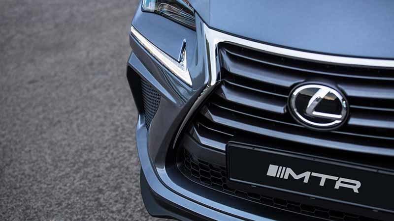 Обвес MTR Design для Lexus NX