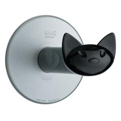 Держатель для туалетной бумаги MIAOU, серый Koziol