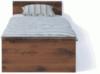 Индиана JLOZ90 Кровать (дуб шуттер)