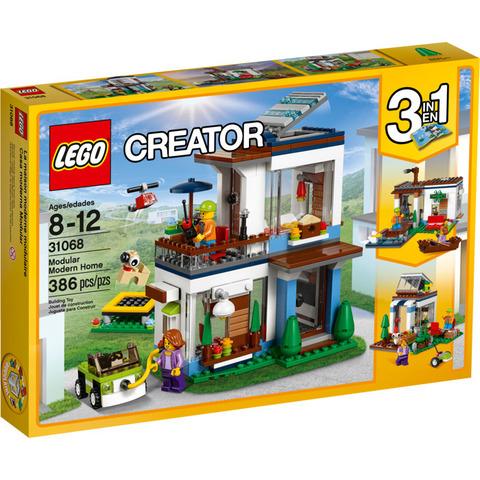 LEGO Creator: Современный дом 31068 — Modular Modern Home — Лего Креатор Создатель
