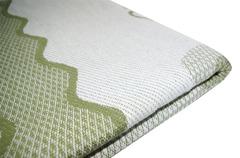 Пикейное жаккардовое одеяло 145х120 MR3-OF23ЕТЖК
