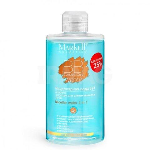 Markell Complete Care Мицеллярная вода 3 в 1 430мл