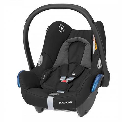 Автокресло Maxi-Cosi CabrioFix Essential Black