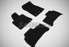 Ворсовые коврики LUX для TOYOTA LC 200