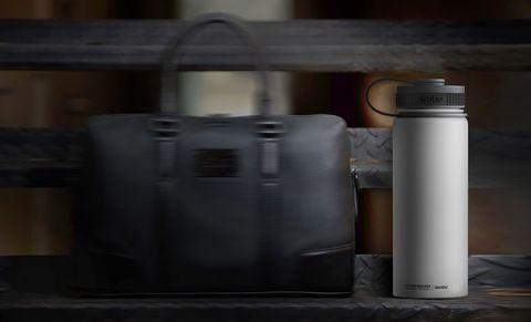 Термос Asobu Alpine flask (0,53 литра), белый