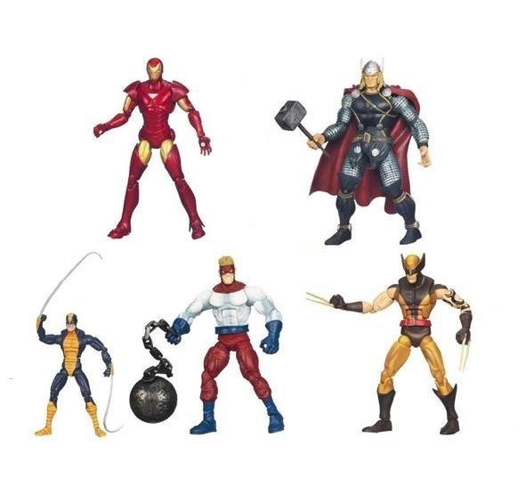Marvel Legends 2012 — Series 02 Revision 04