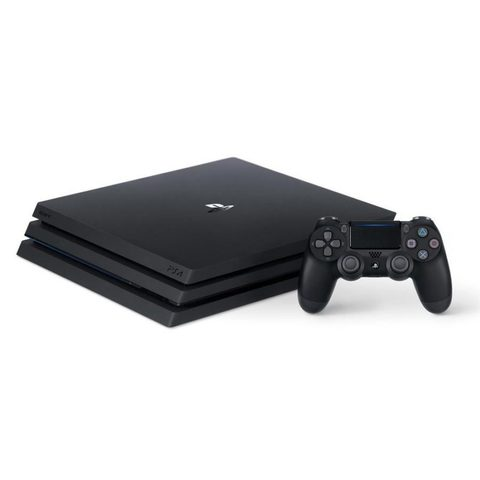 Игровая приставка Sony PlayStation 4 Pro 1 Tb Jet CUH-7006BB01 Black