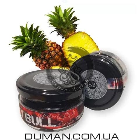 Табак Smoky Bull Pineapple (Смоки Булл Ананас) |Soft
