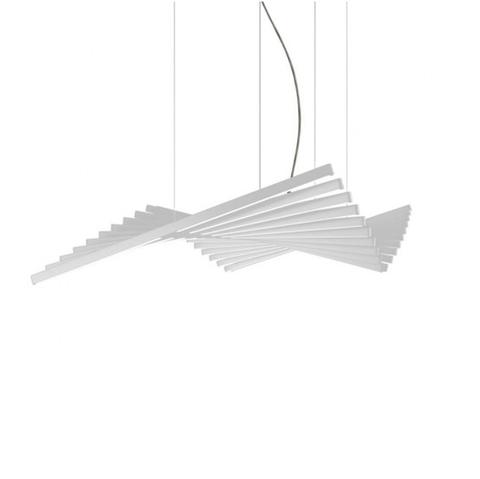 Подвесной светильник Rhythm by Vibia L145 (белый)
