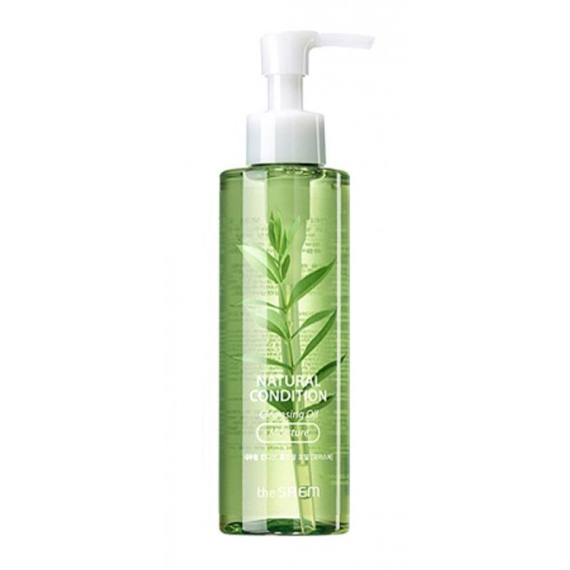 Гидрофильное масло The Saem Natural Condition Cleansing Oil moisture