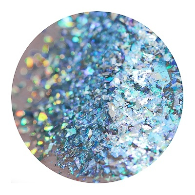 COSMIC DUST SERIES: Blue - Icy Cosmos (NOT FOR EYES)