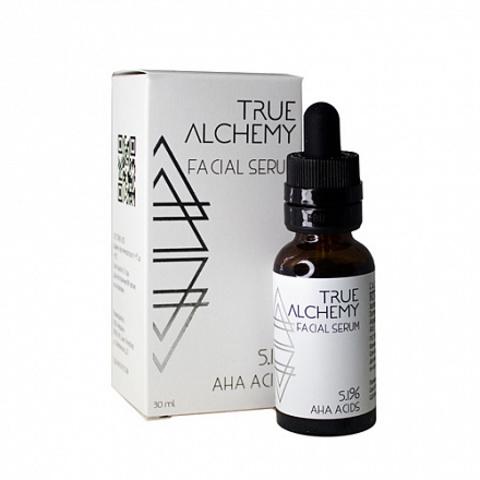 TRUE ALCHEMY TA11 Сыворотка AHA Acids 5.1%, 30 мл.