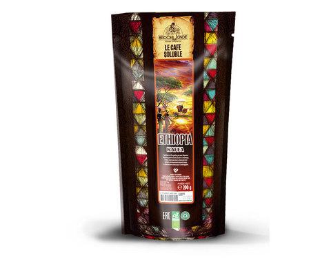купить Кофе растворимый Broceliande Ethiopia Kaffa, 200 г