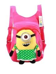Рюкзак игрушка Миньон - девочка