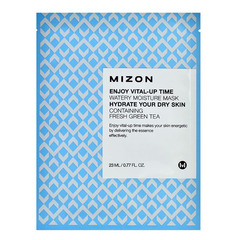 Mizon Enjoy Vital Up Time Nourishing Mask - Тканевая питательная маска для лица