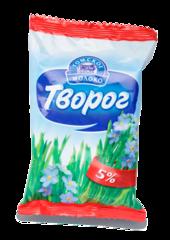"Творог ""Томское молоко""  5% 180г"