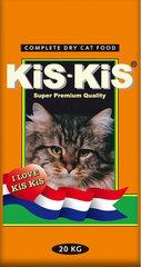 KiS-KiS Lamb Mix Сухой корм с домашней птицей и ягненком 20 кг.