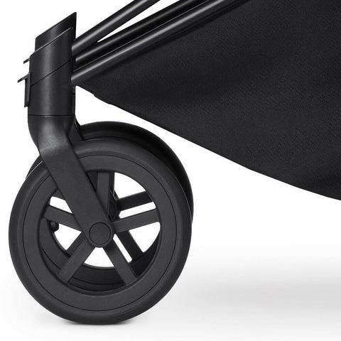 Комплект передних колес TR Matt Black для коляски Cybex Priam