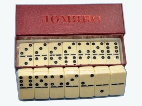 Домино в картонной коробке: 5010Z