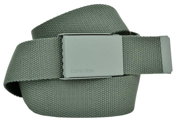 Ремень текстильный серый стропа 4 см 40Stropa-CK-001-1
