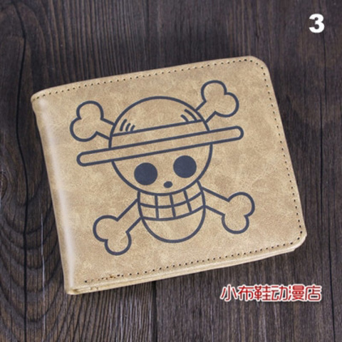 Anime Wallet set 1