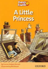 Family and Friends 4: Readers: A Little Princess