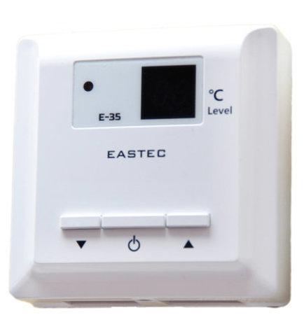 Терморегулятор теплого пола EASTEC (ИСТЭК) E - 35 (Накладной 3 кВт) аналог UTH 150. EASTEC E-35