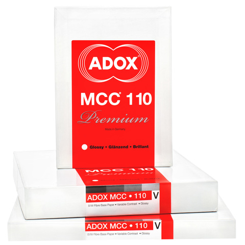 Фотобумага ADOX MCC 110 глянцевая 30x40 / 25 л.Копировать товар