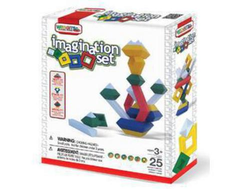 WEDGITS Imagination Set 25 деталей