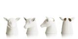 Органайзер - подставка для кухни Stag белый олень Suck UK SK POTSTAG1 | Купить в Москве, СПб и с доставкой по всей России | Интернет магазин www.Kitchen-Devices.ru