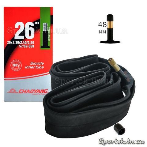 Велосипедная камера CHAOYANG 26