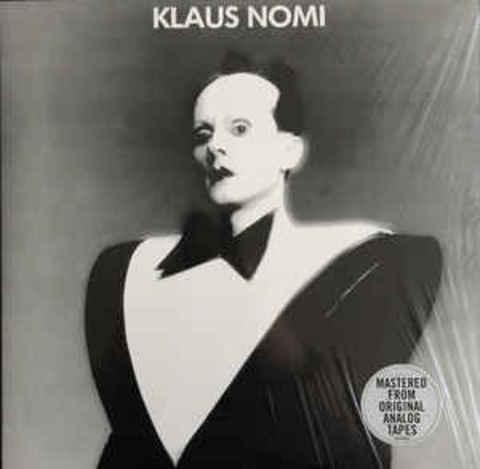 Klaus Nomi – Klaus Nomi