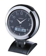 Часы с будильником и подсветкой FIZZ-844