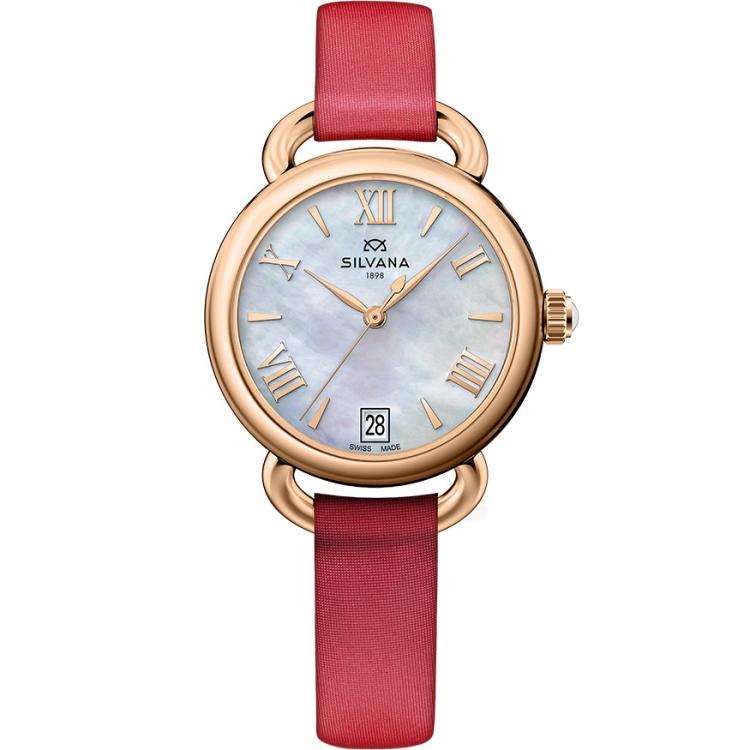 Часы женские Silvana SR33QRR15SRG Sincelo
