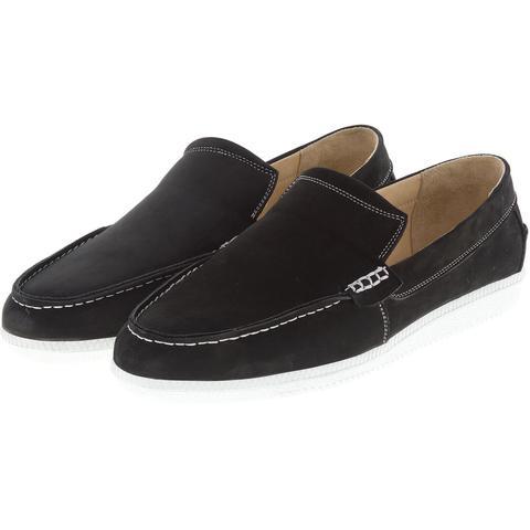 650396 мокасины мужские черные. КупиРазмер — обувь больших размеров марки Делфино