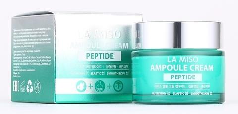 Ампульный крем с пептидами La Miso ampoule cream peptide