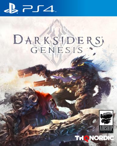 PS4 Darksiders Genesis Стандартное издание (русская версия)