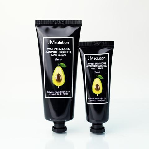 Набор Питательных Кремов Для Рук С Экстрактом Авокадо JM SOLUTION Water Luminous Avocado Nourishing Hand Cream Set