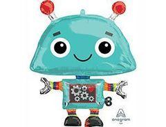 А Фигура, Робот, 35