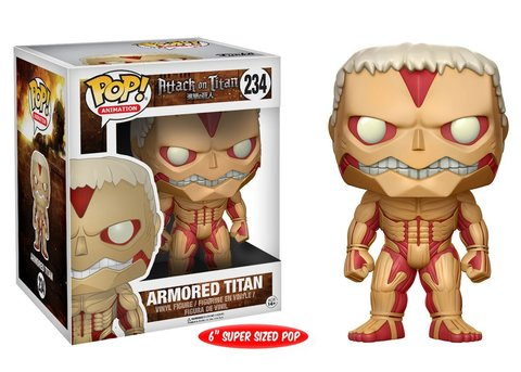 Фигурка Funko POP! Vinyl: Attack on Titan: 6