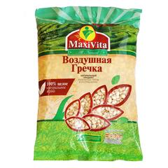 Воздушные зёрна гречки MaxiVita 75 гр