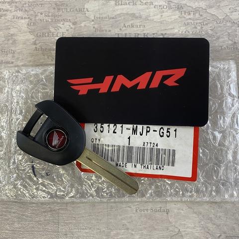 Болванка ключа New Key 35121-MJP-G51