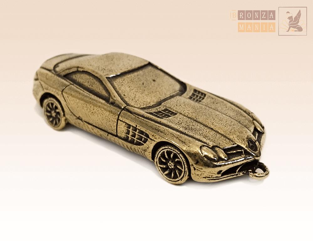 брелок Автомобиль Mercedes-Benz SLR McLaren