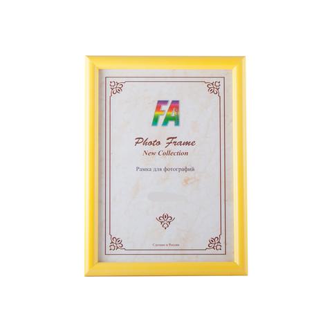 Фоторамка Радуга 21х30 Формат-А (желтый)