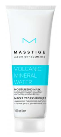 MASSTIGE Volcanic Mineral Water Маска увлажняющая для лица 100мл