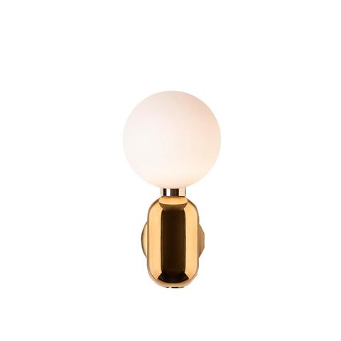 Настенный светильник Aballs by Parachilna (золотой)