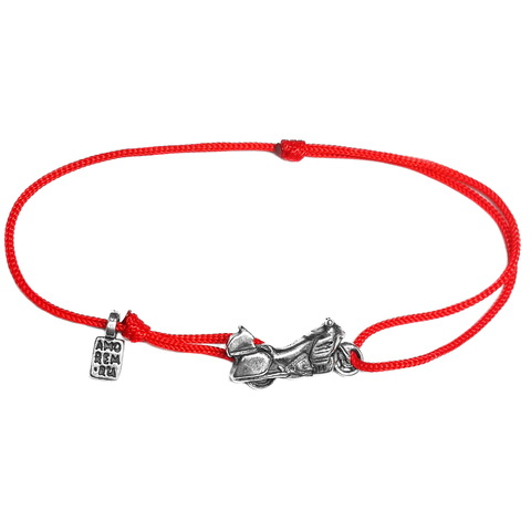 Motorcycle Honda Goldwing Bracelet, sterling silver
